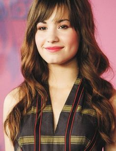 Demi Lovato: my inspiration Demi Lovato Young, Demi Lovato 2008, Demi Lovato Disney, Ashita No Nadja, Demi Lovato Pictures, Inspirational Celebrities, Celebrity Hairstyles, Selena Gomez, My Idol