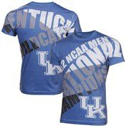 Nike Kentucky Wildcats 2012 NCAA Men's Basketball National Champions Locker Room T-Shirt - Gray $24.95