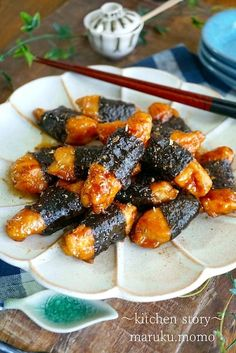Home Recipes, Asian Recipes, Ethnic Recipes, Kitchen Stories, Savory Snacks, Japanese Food, Fruit Salad, Love Food, Food And Drink