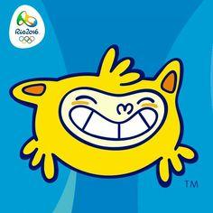 Vinicius - Rio 2016 Olympic Mascot