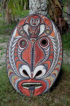 Oceania -  Papua New Guinea Art - vma.