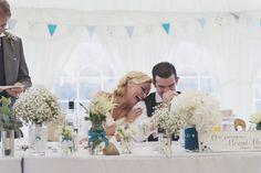A Romantic Seaside Wedding for University Sweethearts