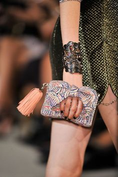 Bags Straight from Paris Fashion Week Runways : Alexis Mabille Spring 2014