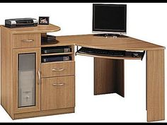 Wooden Computer Desks