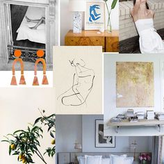 June mood on the blog and a bevy of inspiration if you need some fuel - link in bio! Images via Pinterest