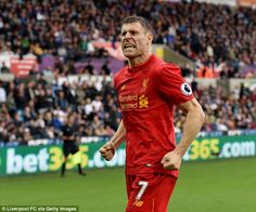 Milner is comfortably the player with most European experience in Liverpool's current squad