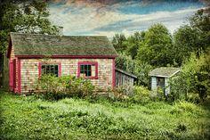 The Ross Farm Museum, New Ross, NS