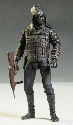 Classic Planet of the Apes action figures series 2 by NECA