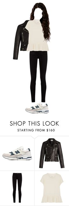 """Untitled #50"" by ellenvinther on Polyvore featuring New Balance, Acne Studios, Gucci and The Great"