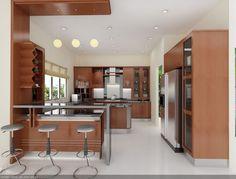 Ngoài tính năng là nơi thư giãn, quầy bar bếp còn có rất nhiều công năng vô cùng hữu ích khác như là không gian lý tưởng để thư giãn, quây ...