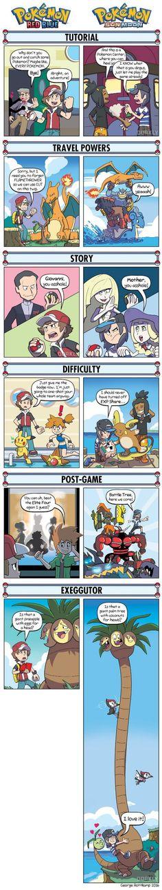 Pokemon | I wanna ROFL