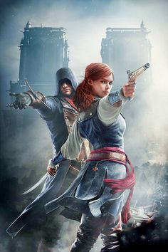 Arno and Elise