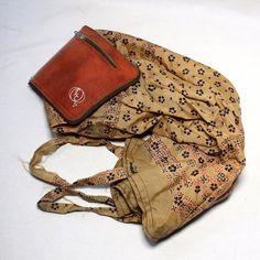 Antique Market Bag, Leather Wallet. Bazaar Bag, Vintage Classic RETRO Wallet | eBay Leather Wallet, Leather Bag, Antique Market, Market Bag, Vintage Bags, Vintage Accessories, Retro, Antiques, Classic