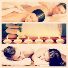 Viewing : Couples massage A Perfect Day, Health And Beauty, Tea Lights, Massage, Couples, Tea Light Candles, Couple, Massage Therapy