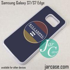 Billabong Style 3 Phone Case for Samsung Galaxy S7 & S7 Edge