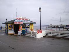 Wharf monterey restaurants bay