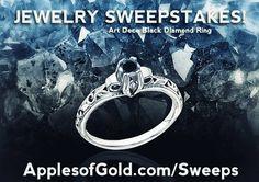 Sweepstakes Alert: Three Days Left to Enter! | ApplesofGold.com - http://applesofgold.com/jewelry-sweepsatkes