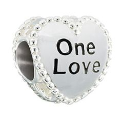 Candy Hearts - One Love Charm