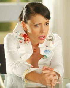 Phoebe Halliwell, alyssa milano. charmed
