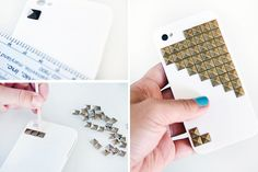 25 Inventive DIY Phone Cases via Brit + Co.