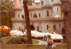 The Enchanted Forest. Ellicott City, Maryland. c1978 Such a magical place!