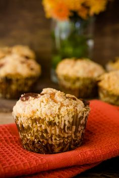 Classic Country Apple Cobbler Cupcakes (from Cupcake Project - cupcakeproject.com)