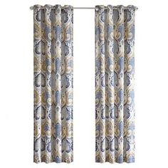 Jaipur Window Single Curtain Panel
