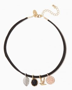 Elements Interchangeable Choker Necklace $10 - Charming Charlies
