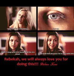 love Rebekah