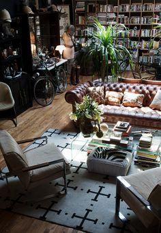 Madeline Weinrib rug on www.CourtneyPrice.com