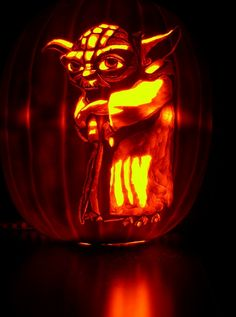 The best pumpkin carvings of TV and films. Star Wars, Doctor Who, Harry Potter, Star Trek and many more as pumpkin carving is taken to the next level