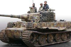 http://www.missing-lynx.com Tiger 1, s.Pz.abt 507, 1944 Shigeyuki Mizuno