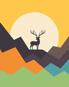 "Deer "" Deer, how are you doing : ) "" #deer #fall #sun #art #drawing #painting #skecth #watercolor #dance #illustration #doodle #vector #graphic #design #cute #like #geometric #creative #fantasy #animals #family #home #boy #girl #life #cool #nature #landscape #beautiful #picture"