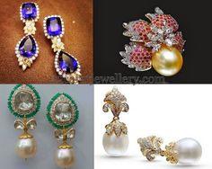 Earrings Designed by Farah Khan