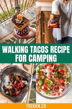 Veg Recipes, Light Recipes, Crockpot Recipes, Vegetarian Recipes, Camping Meals, Backpacking Food, Camping Recipes, Family Camping, Camping Hacks
