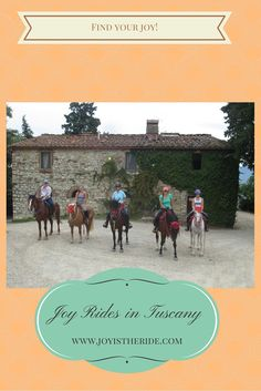 Riding an amazingly trained Sardinian Arabian through olive gross, vineyards, villas, mountains and monasteries.  The adventure of a lifetime!