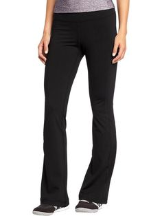 Old Navy Active Compression Pants---these pants are fab! There's a reason they've been given 5 stars by reviewers who bought them!