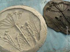 Картина панно рисунок Мастер-класс Литьё МК по отливкам из гипса панно листья магниты ч 1 Гипс фото 11