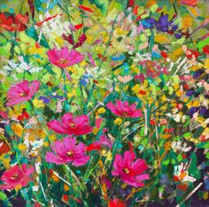 **NEW** 'Cosmos' Print Hand Signed By Julie