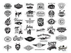 Assorted Logos By Cran by David Cran