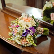 #Love #cute #lovely #flowers #happiness #wedding day #church #bridesmaids #girls #pink  #blue #green #violet Pink Blue, Blue Green, Bridesmaids, Wedding Decorations, Wedding Day, Happiness, Girls, Flowers, Pi Day Wedding