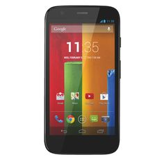 Image: Motorola Moto G 16 GB - Smartphone libre Android (pantalla Boost Mobile, Quad, Sony, Cell Phone Contract, Prepaid Phones, Gadgets, All Mobile Phones, Smart Phones, Unlocked Phones