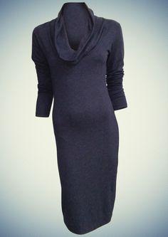 Γυναικείο φόρεμα Anel Fashion για το φθινόπωρο και το χειμώνα του 2014 - 2015! High Neck Dress, Dresses, Fashion, Turtleneck Dress, Vestidos, Moda, Fashion Styles, The Dress, Fasion