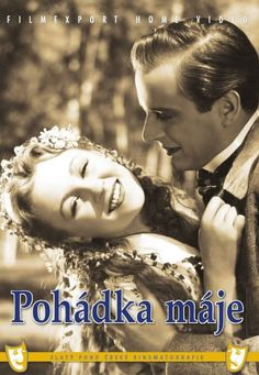 Pohádka máje (1940) Classic Movies, Retro, Lady, Celebrities, Movie Posters, 1930s, Vintage, Artists, Film Poster