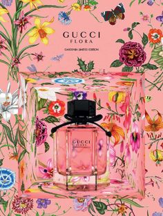 gucci flora gorgeous gardenia limited edition ad