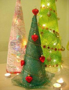 DIY-String-Christmas-Tree