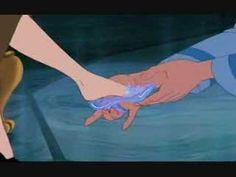 This is a video that shows more of the love side to the movie. I think love has a lot to do with magic also. Love is about believing, which is what this song is all about. The video has clips of Cinderella and Prince Charming from the original movie.