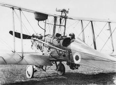 Q 68263  B.E.12b single-seat general purpose biplane. Used for Home Defence duties.