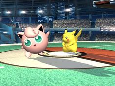Pikachu Vs Jigglypuff by Allrounda211 on DeviantArt