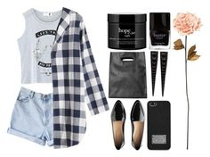 """最後"" by michelledhrm ❤ liked on Polyvore"